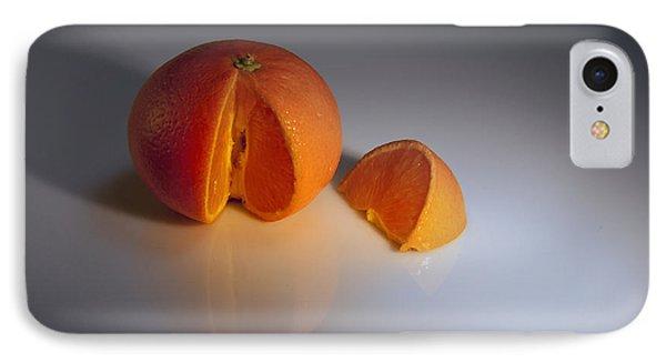 Orange Phone Case by Svetlana Sewell