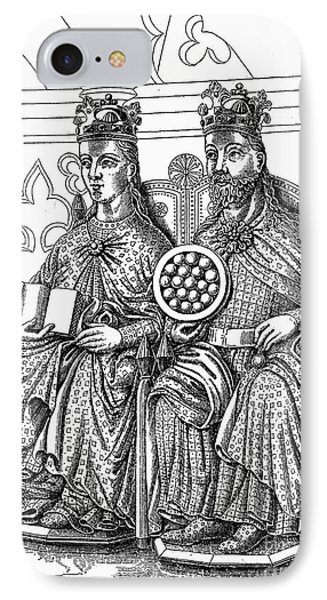 Otto I (912-973) Phone Case by Granger