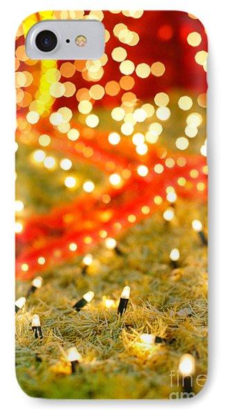 Outdoor Christmas Decorations Phone Case by Gaspar Avila