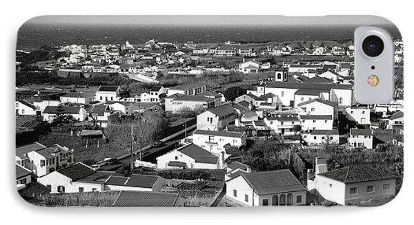Parish In The Azores Phone Case by Gaspar Avila