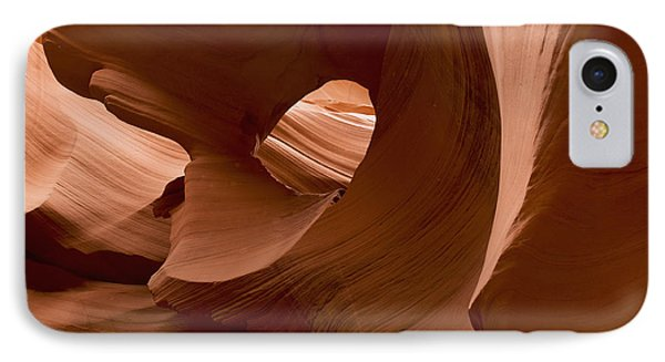 Patterns In The Smooth Sandstone Phone Case by Keith Levit