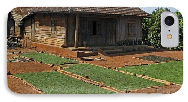 Pepper Cultivation, Vietnam Phone Case by Bjorn Svensson