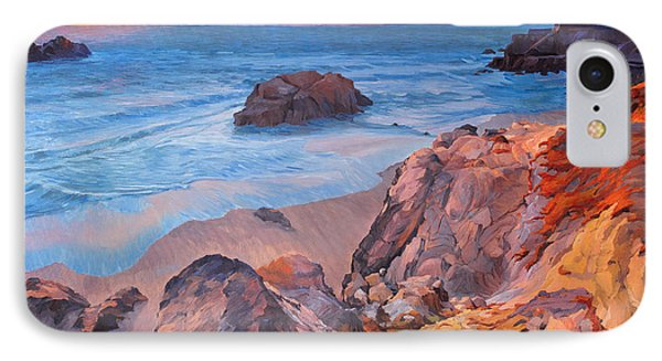 Point Lobos At San Francisco IPhone Case