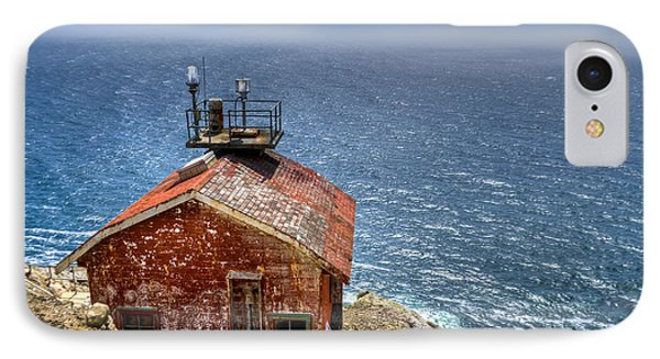 Point Reyes Lighthouse Phone Case by Diego Re