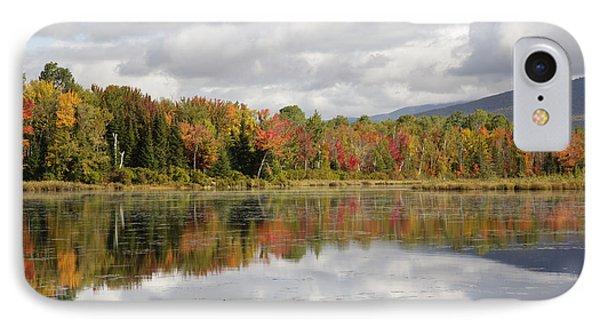 Pondicherry Wildlife Refuge - Jefferson New Hampshire Phone Case by Erin Paul Donovan