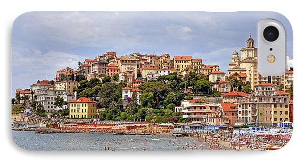 Porto Maurizio - Liguria Phone Case by Joana Kruse