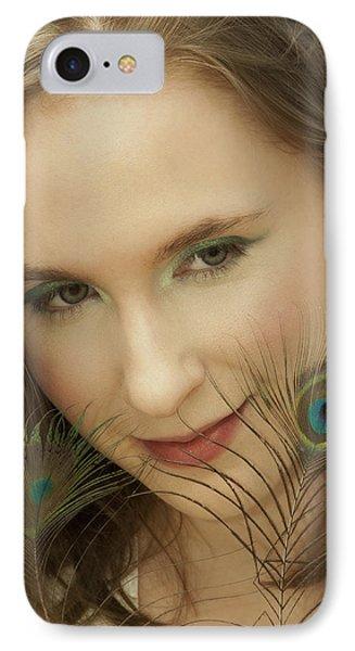 Portrait Phone Case by Daniel Csoka