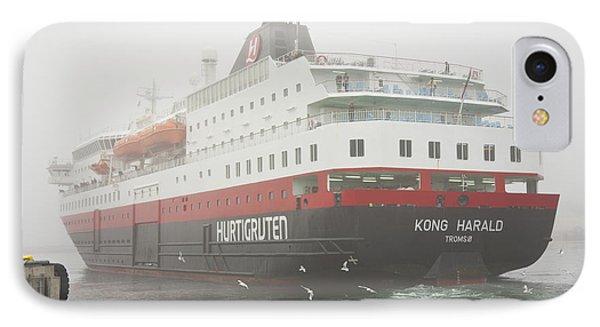Post Ship  Phone Case by Heiko Koehrer-Wagner