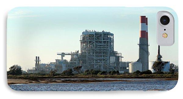 Power Station Phone Case by Henrik Lehnerer