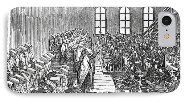 Quaker Meeting Phone Case by Granger