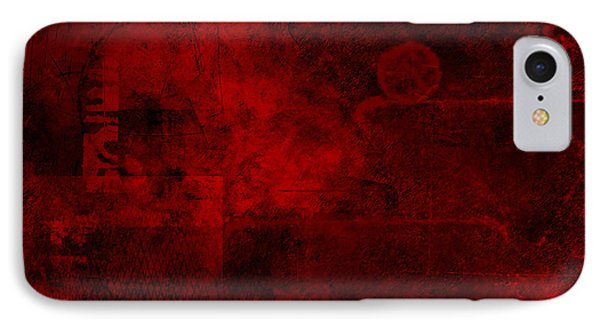 Redstone Phone Case by Christopher Gaston