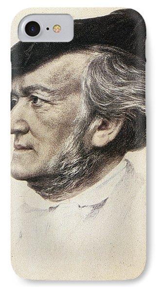 Richard Wagner (1813-1883) Phone Case by Granger