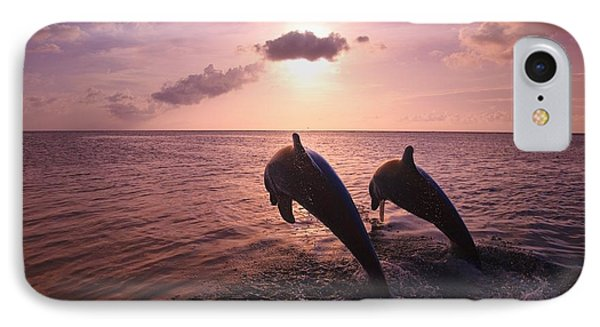 Roatan, Bay Islands, Honduras Two Phone Case by Stuart Westmorland