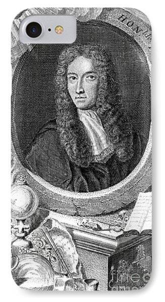 Robert Boyle, British Chemist Phone Case by Science Source