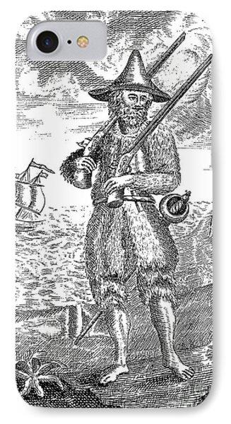 Robinson Crusoe Phone Case by Granger