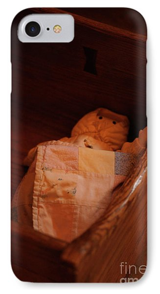 IPhone Case featuring the photograph Rock-a-bye My Baby by Linda Shafer