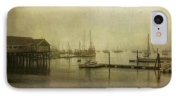 Rockland Harbor IPhone Case