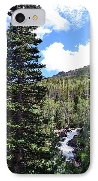 Rocky Mountain National Park2 IPhone Case by Zawhaus Photography