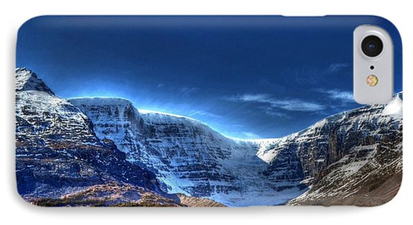 Rocky Mountains Phone Case by Dan S