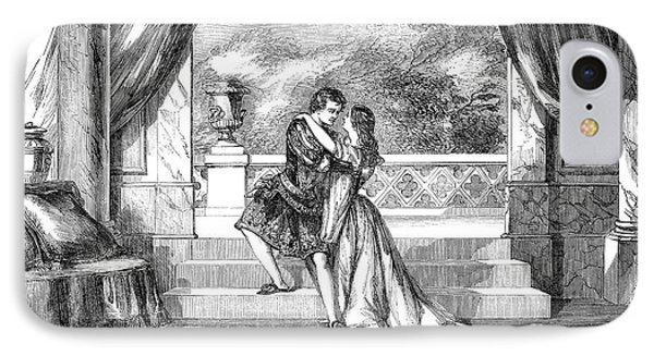 Romeo & Juliet Phone Case by Granger