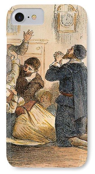 Salem Witchcraft, 1692 Phone Case by Granger