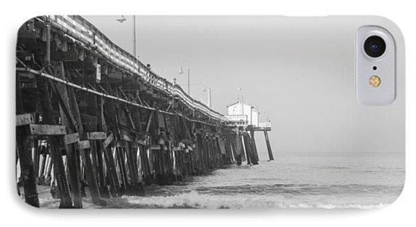 San Clemente Pier Phone Case by Ralf Kaiser