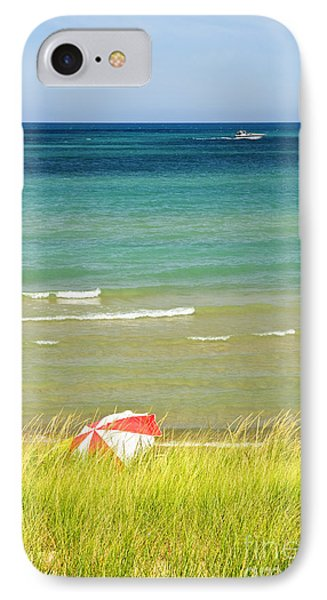 Sand Dunes At Beach Phone Case by Elena Elisseeva