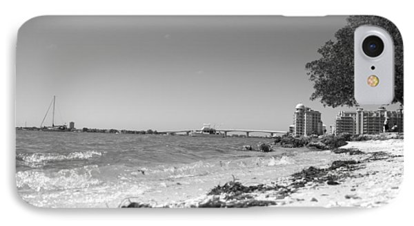 Sarasota Bayfront IPhone Case