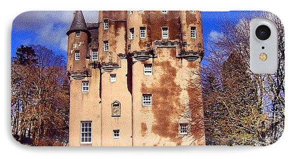 Scottish Castle IPhone Case
