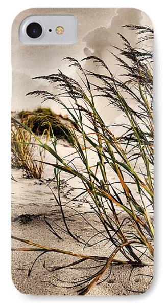 Sea Oats Phone Case by Kristin Elmquist