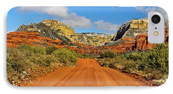 Sedona's Secret Mountain Wilderness IPhone Case