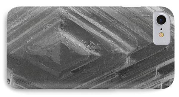 Sem Of A Diamond Phone Case by Ted Kinsman