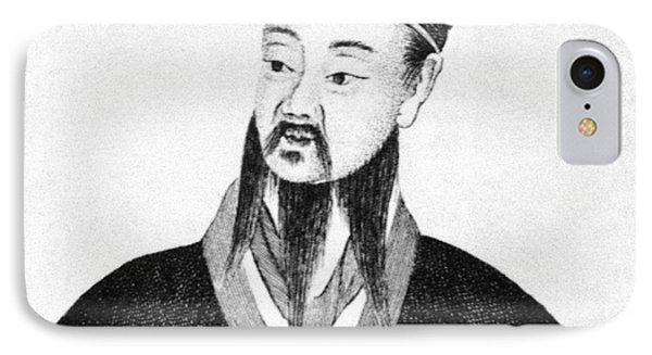 Shih Huang Ti (259-210 B.c.) Phone Case by Granger