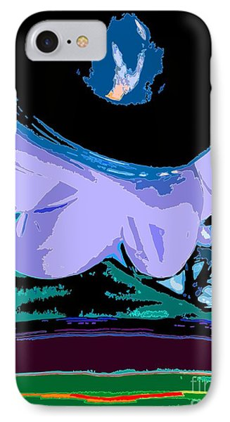 IPhone Case featuring the photograph Siesta by Everette McMahan jr