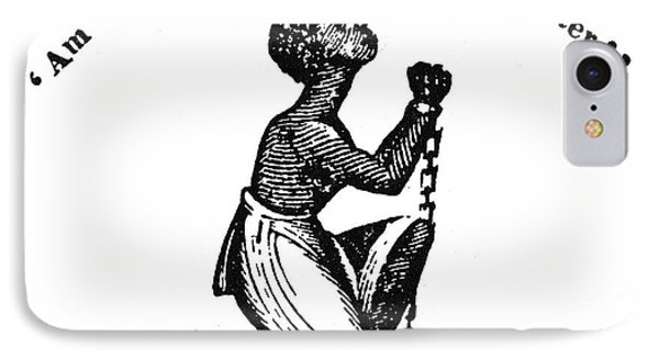 Slavery: Woman, 1832 Phone Case by Granger