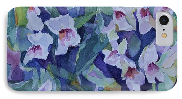 Snap Dragons IPhone Case by Jan Bennicoff