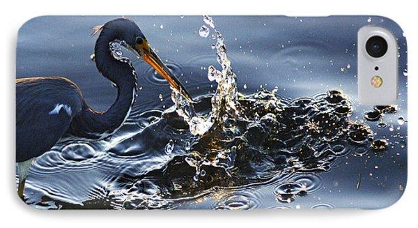 Splash Phone Case by Bob Christopher
