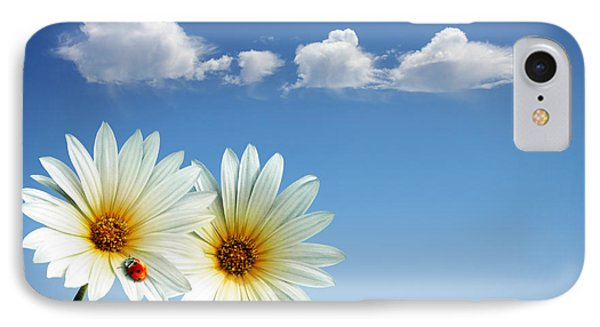 Spring Flowers Phone Case by Carlos Caetano