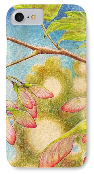 Springtime  IPhone Case by Robin Birrell