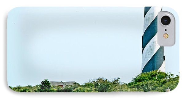 St. Augustine Lighthouse Phone Case by Kenneth Albin