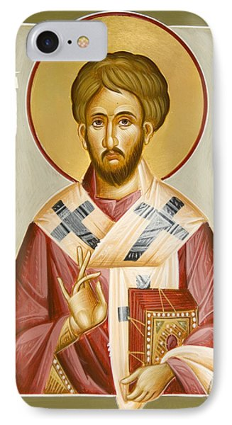 St Eleftherios IPhone Case by Julia Bridget Hayes