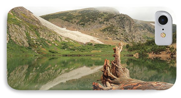 St. Mary's Lake And Glacier Phone Case by Scott Rackers