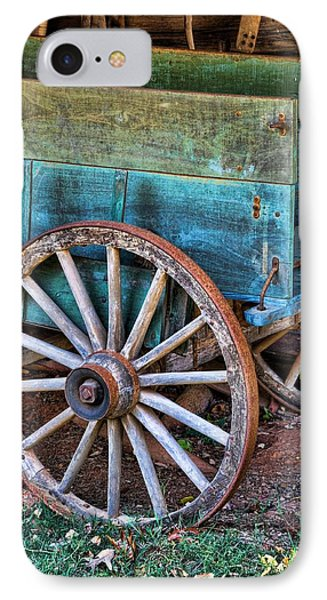 Standing The Test Of Time IPhone Case by Jan Amiss Photography