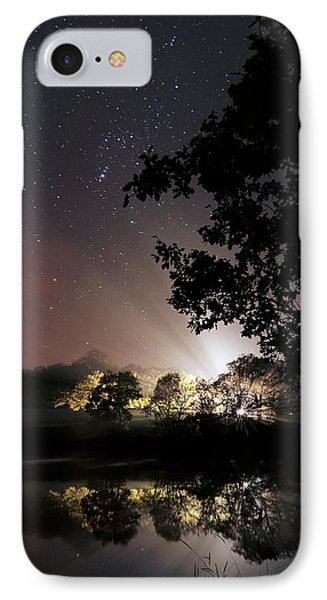 Starry Night Phone Case by Laurent Laveder