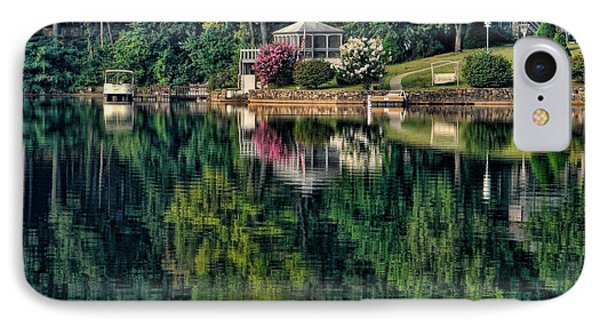Still Waters IPhone Case by Rick Friedle