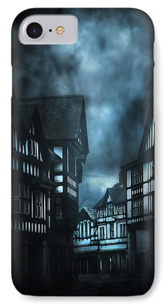 Storm Is Coming Phone Case by Svetlana Sewell