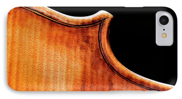 IPhone Case featuring the photograph Stradivarius Back Corner by Endre Balogh