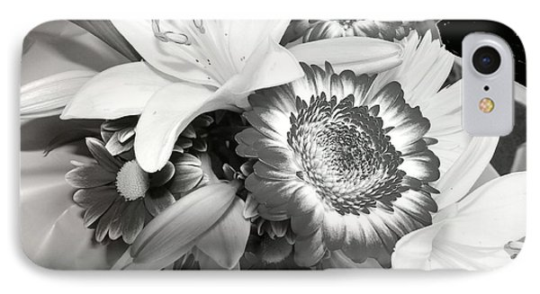 Subterranean Memories 7 IPhone Case by Lenore Senior