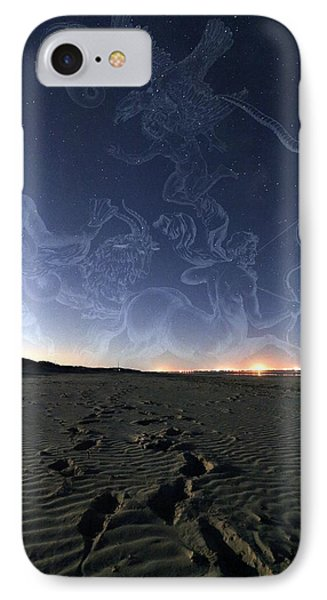 Summer Night Sky Phone Case by Laurent Laveder