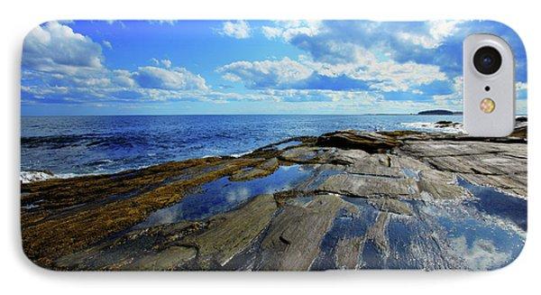 Summer Sky IPhone Case by Rick Berk